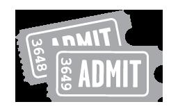Ticket, ticketing, billet, billetterie - Oscar Productions Nantes billetterie et gestion d'accès sécurisée