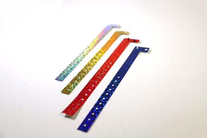 Bracelets holographiques OSCAR