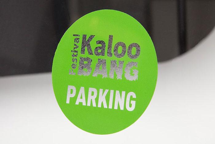 Pass parking sérigraphiée pour gérer vos parkings - Oscar Productions Nantes billetterie et gestion d'accès sécurisée