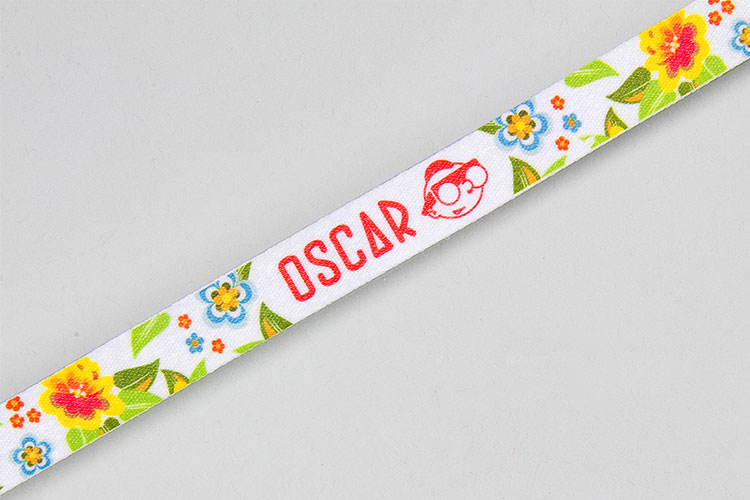 bracelet polyester sublimation bracelets personnalis s oscar. Black Bedroom Furniture Sets. Home Design Ideas