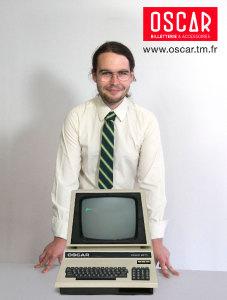 Oscar va présenter son nouveau site web