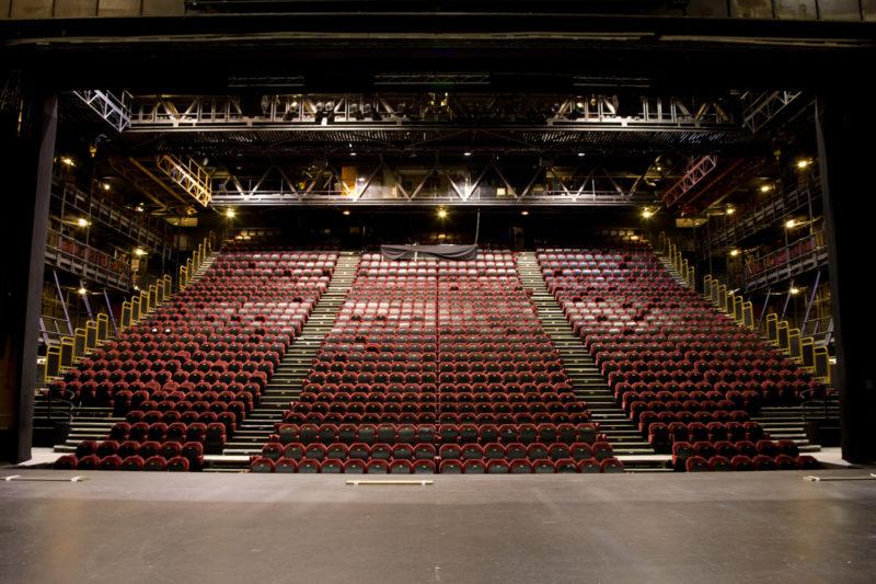 Théâtre national de Chaillot - Montalvo/Hervieu - PdV