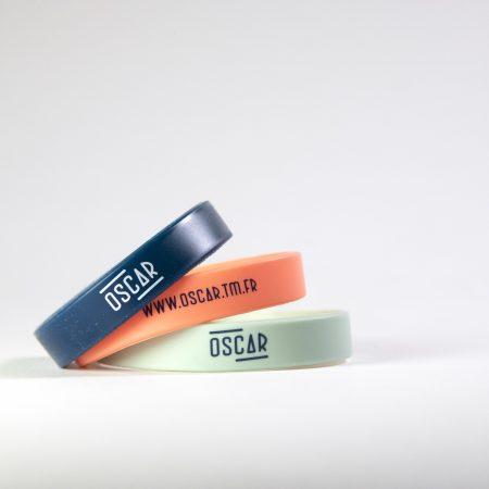 bracelets silicone OSCAR