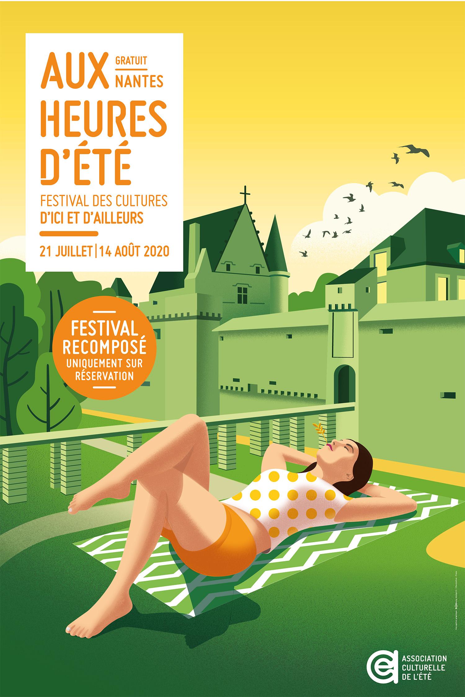 Festival Aux Heures d'Eté Nantes