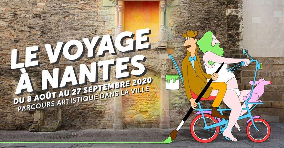 Le Voyage à Nantes 2020