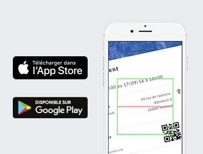 scan billetterie en ligne