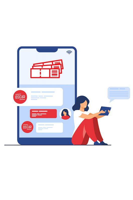 billetterie en ligne