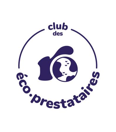 Logo Club des éco-prestataires du Reeve