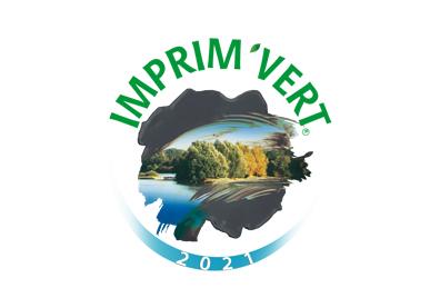 Logo Imprim'Vert 2021